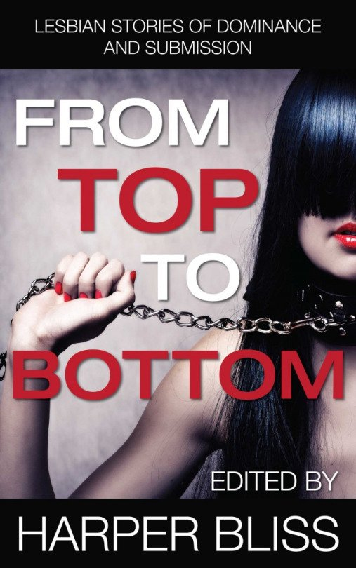 From Top to Bottom lesbian bdsm anthology cover