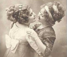 Photos of Women Loving Women from the turn of the 20th century and beyond
