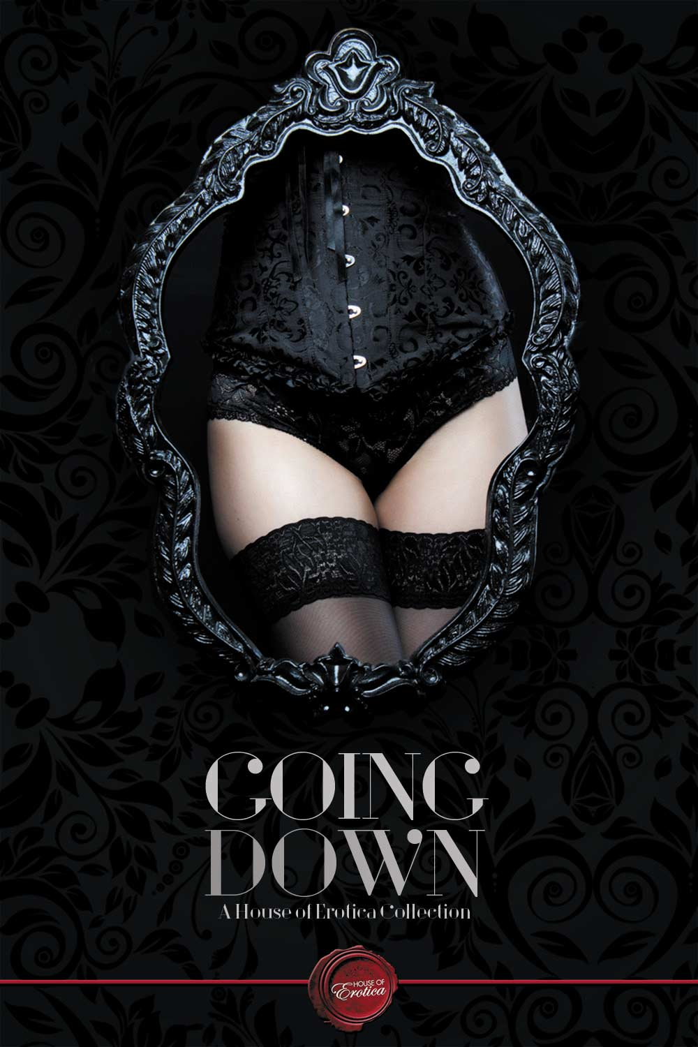 Going Down anthology cover