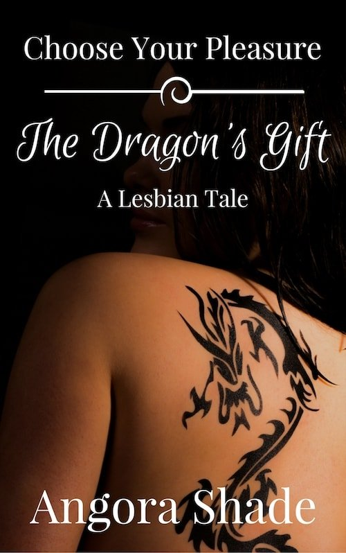 Book Cover for The Dragon's Gift by Angora Shade