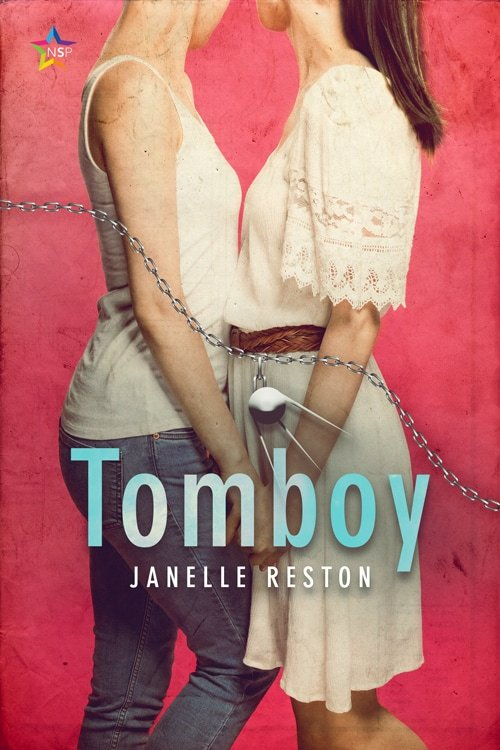 Tomboy by Janelle Reston cover is coming soon